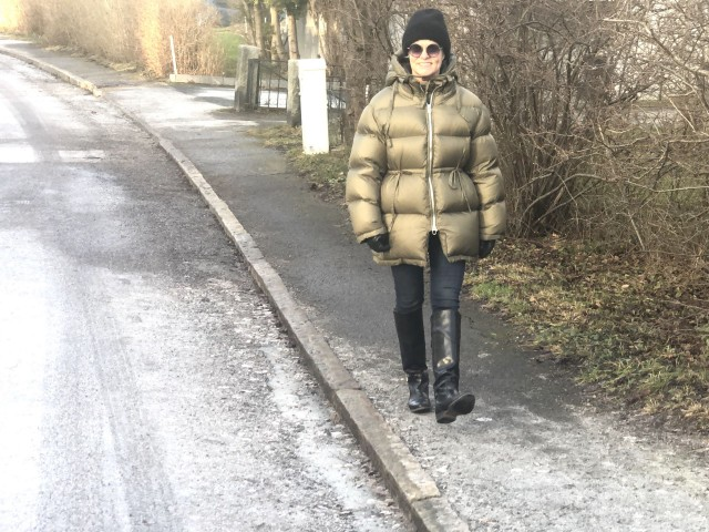 Blending in with the puffer #whydontyou