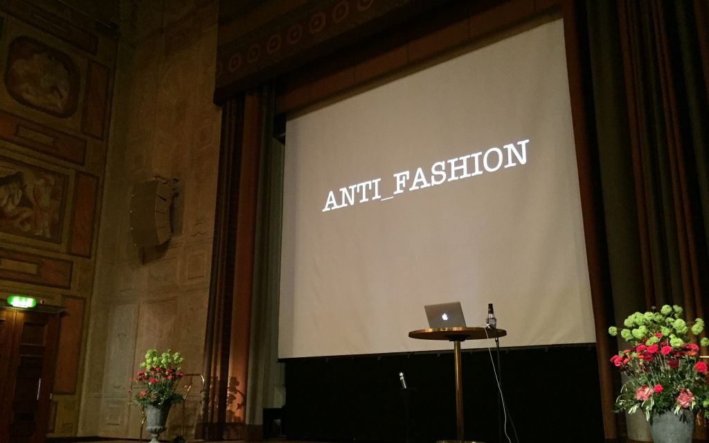 Anti_fashion, Li Edelkkoort #whydontyou
