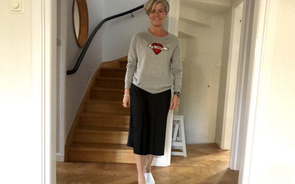 Knit & skirt #whydontyou