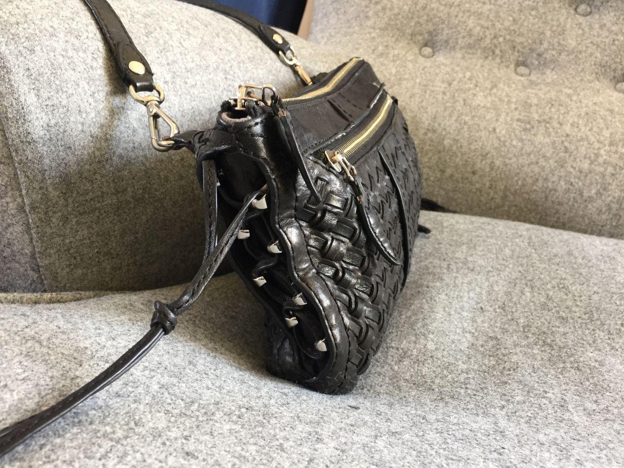 Black handbag 3