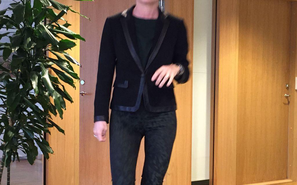 Black jacket #whydontyou