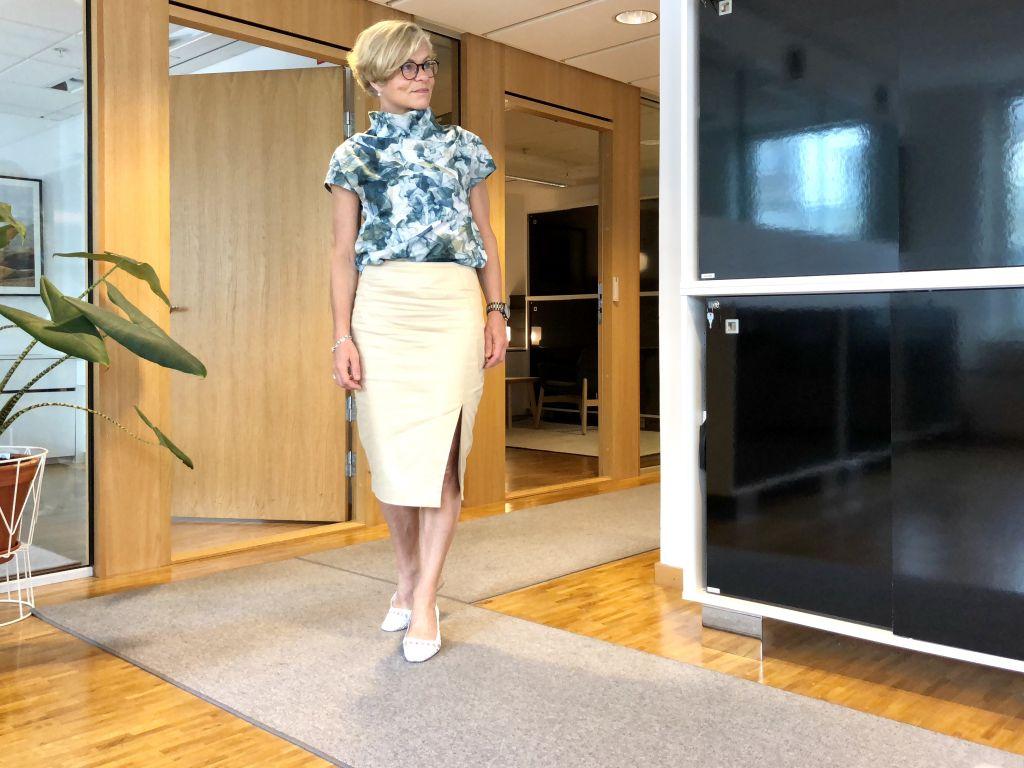 THe pencil skirt #whydontyou