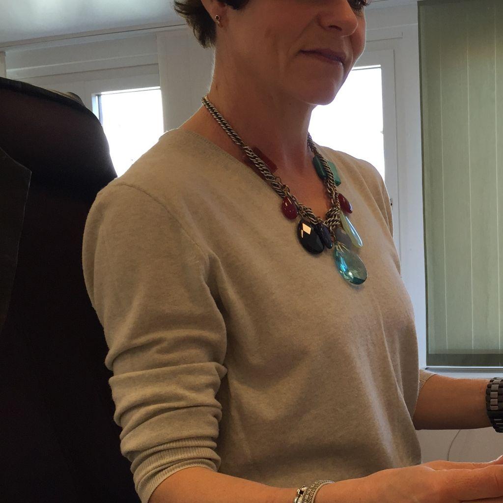 chunky necklace #whydontyou