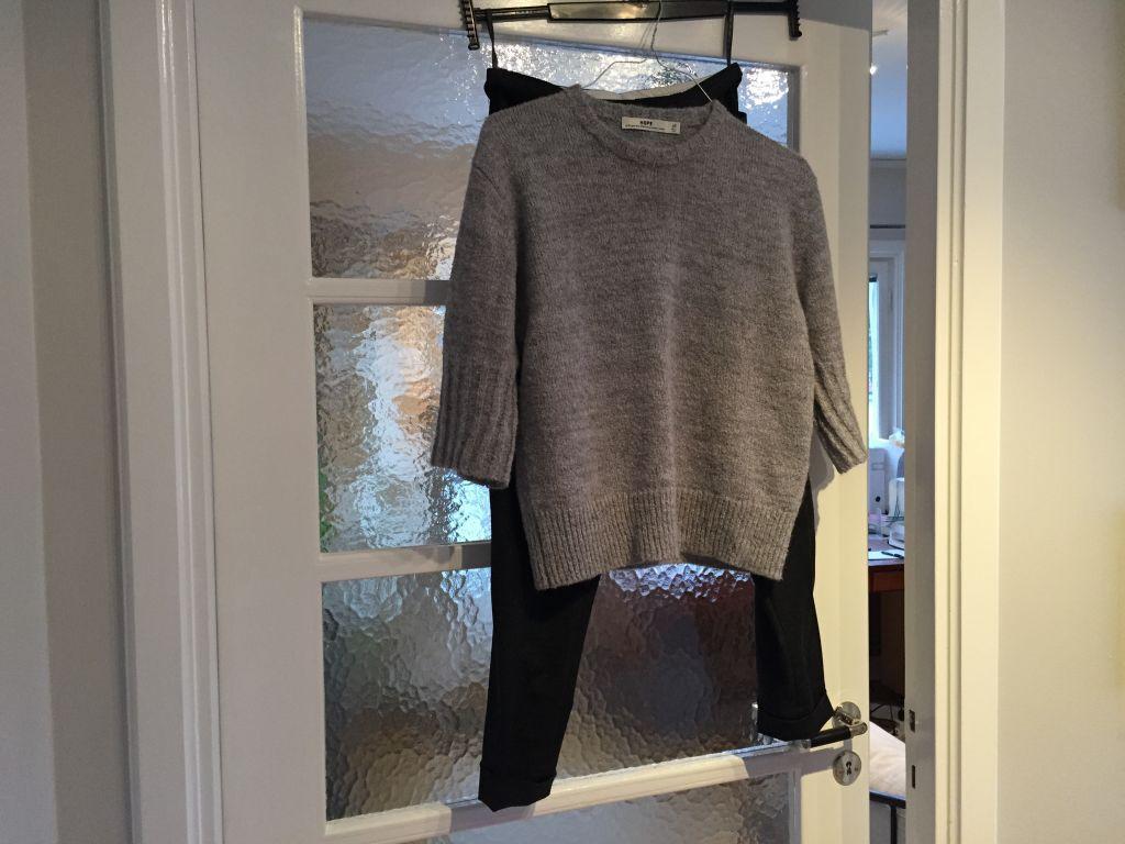 grey knit #whydontyou