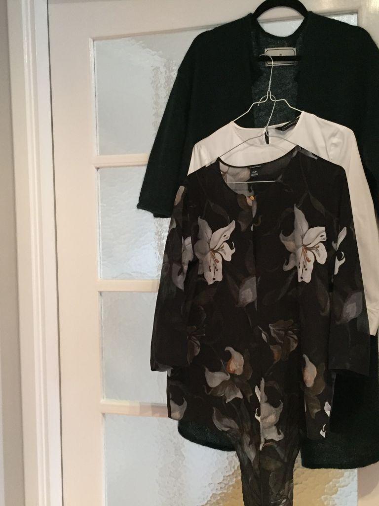 flowery blouse #whydontyou