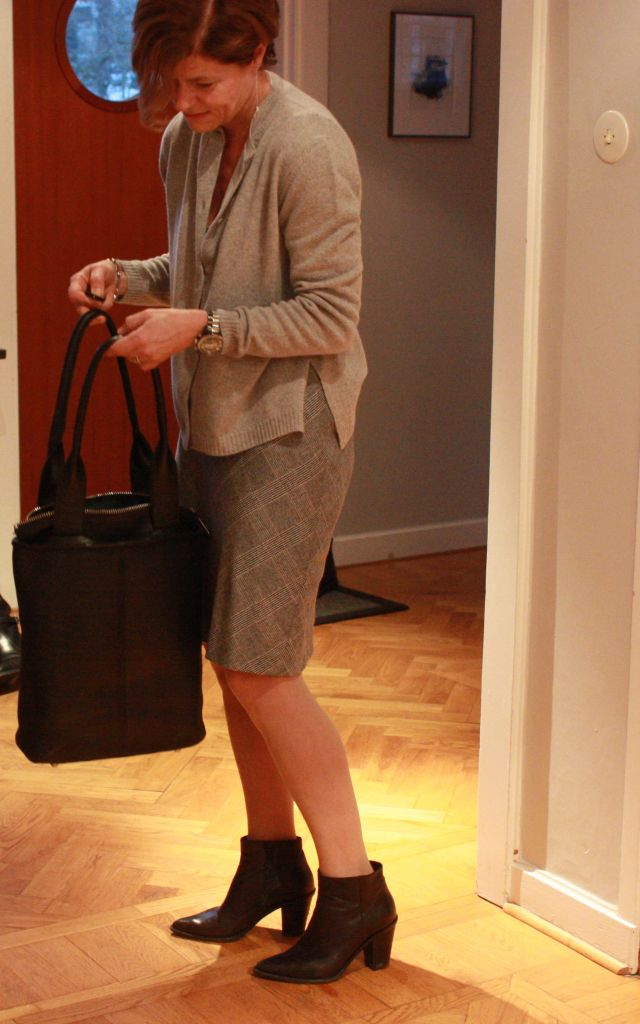 Grey soft cashmere cardigan #whydontyou
