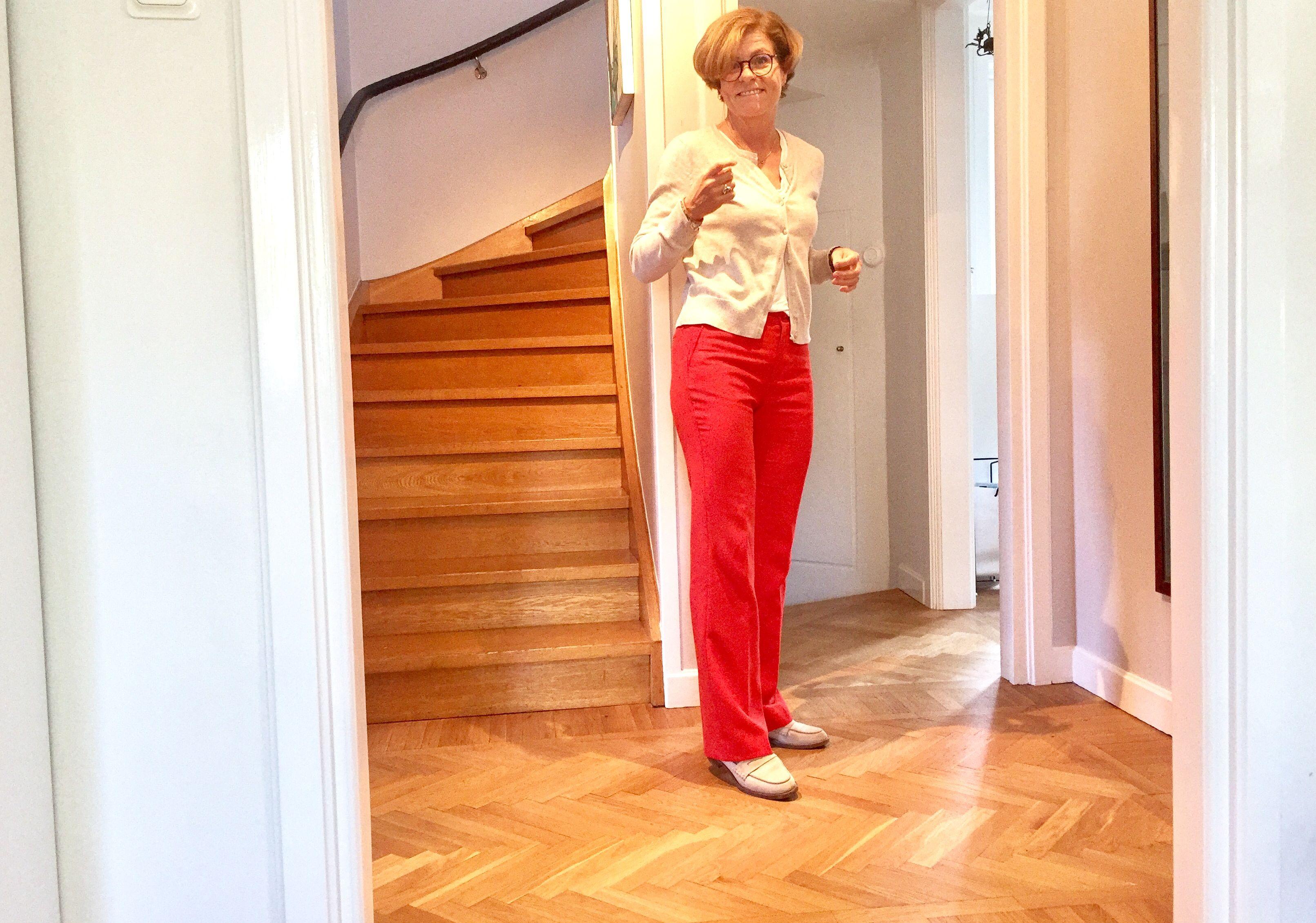 Friday Red Fling #whydontyou