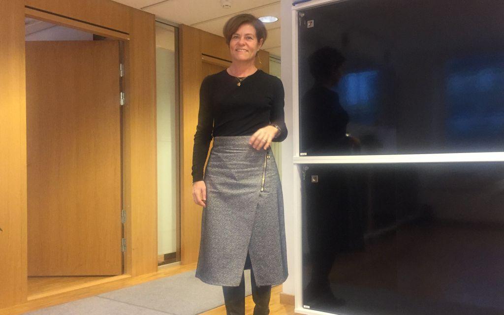The Zipper Skirt