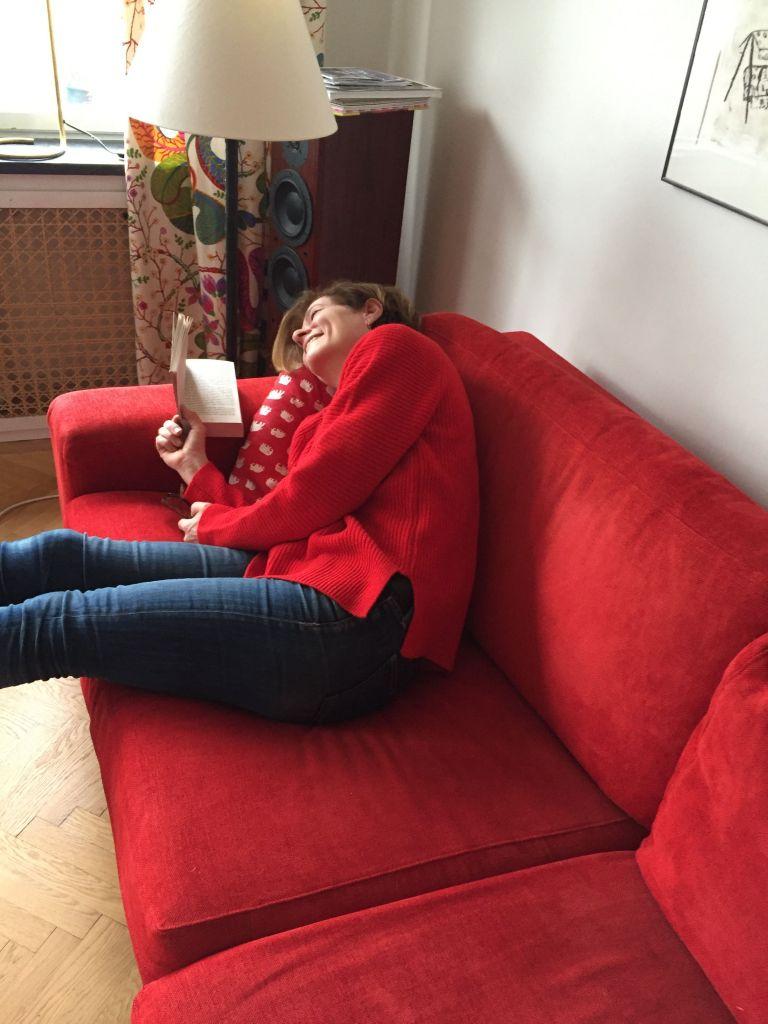 Sunday couch camo #whydontyou