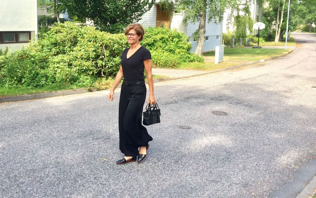 Returning in black on black #whydontyou