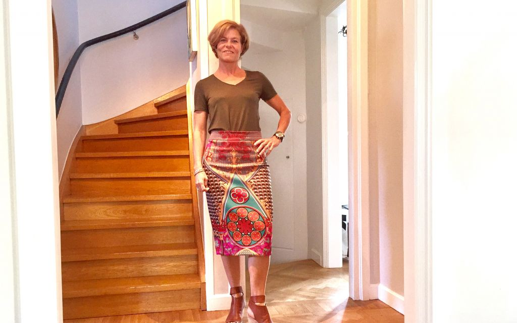 This week the skirt story #whydontyou