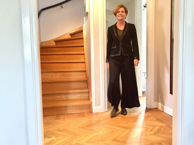 wide legged pants for fall