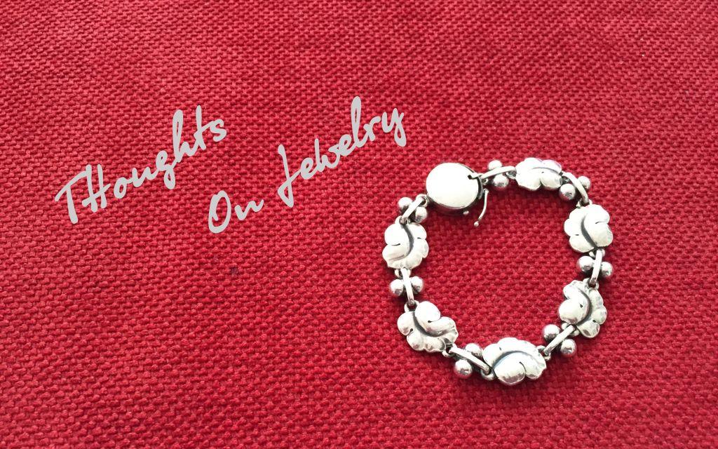 George jensen bracelet #whydontyou