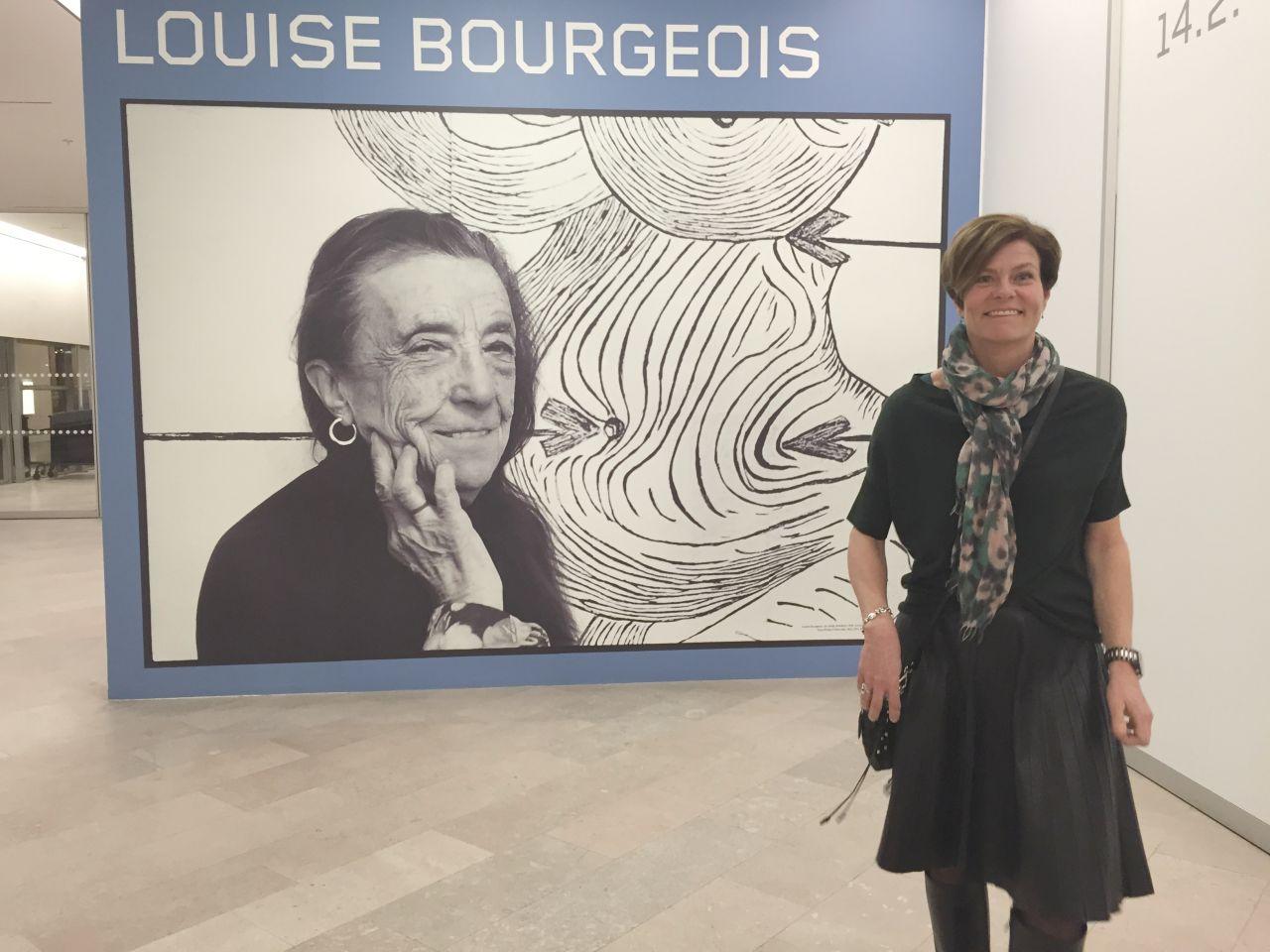 Louise Bourgeois Maman #whydontyou
