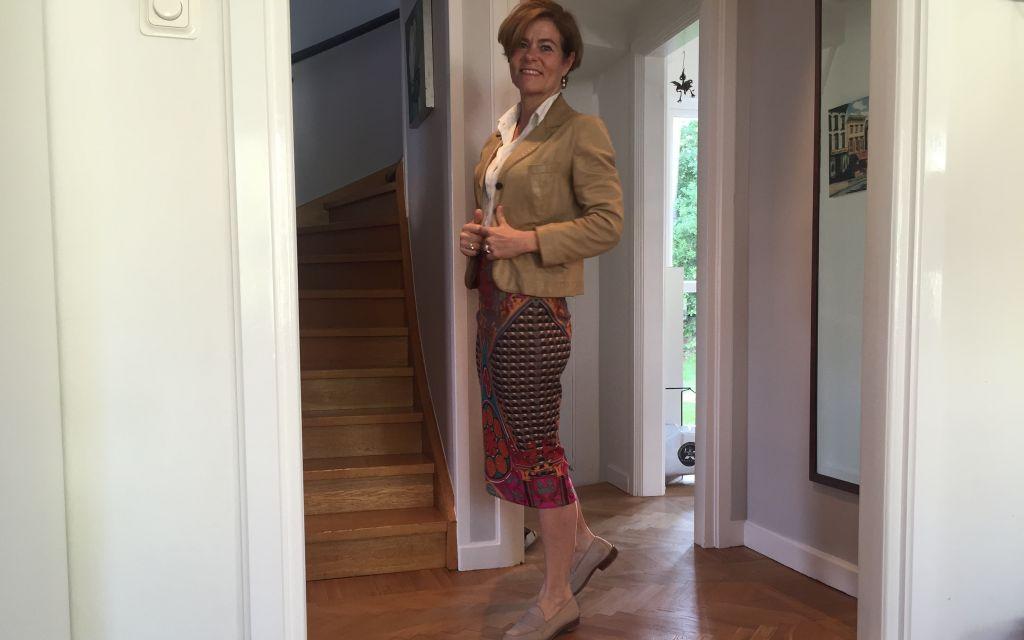 the forgotten midi skirt #whydontyou