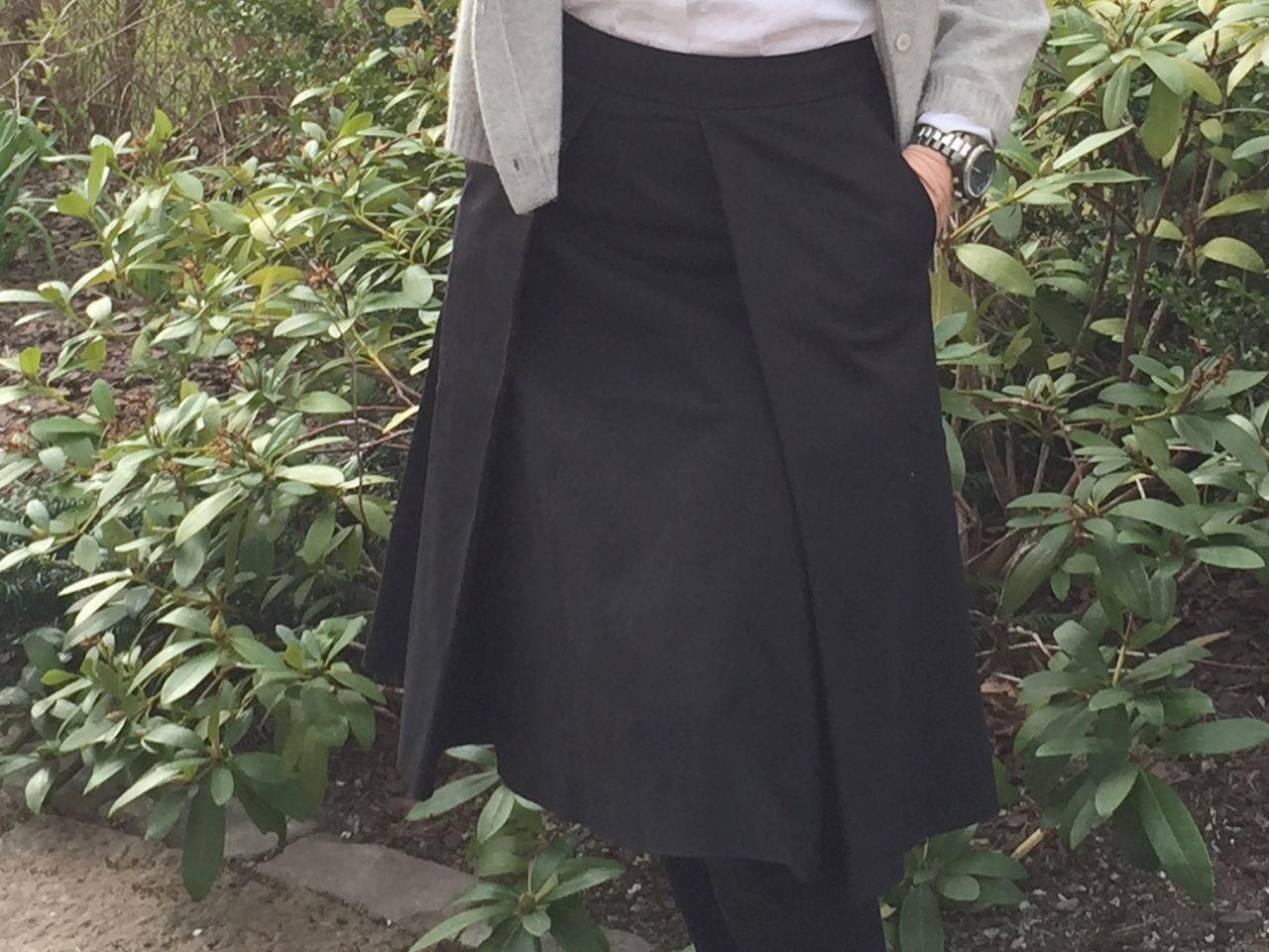 A-line skirt #whydontyou