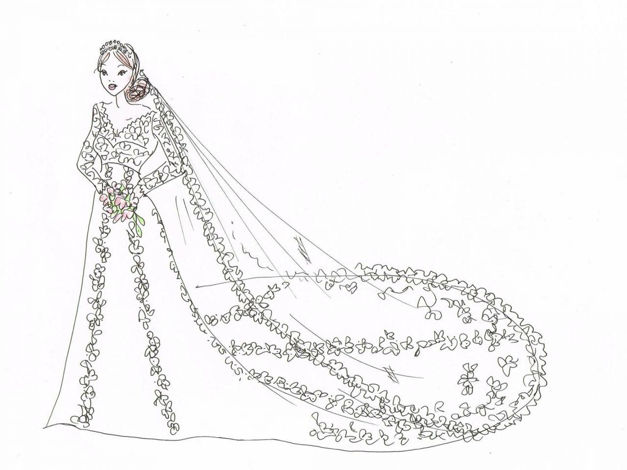 Sofias klänning