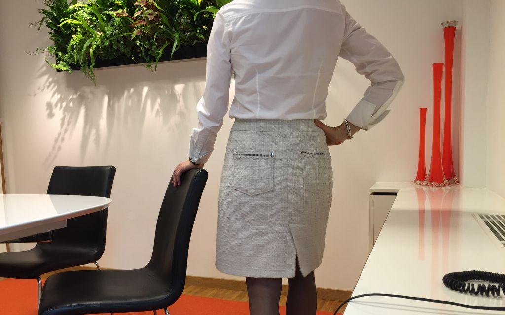 chanel skirt #whydontyou