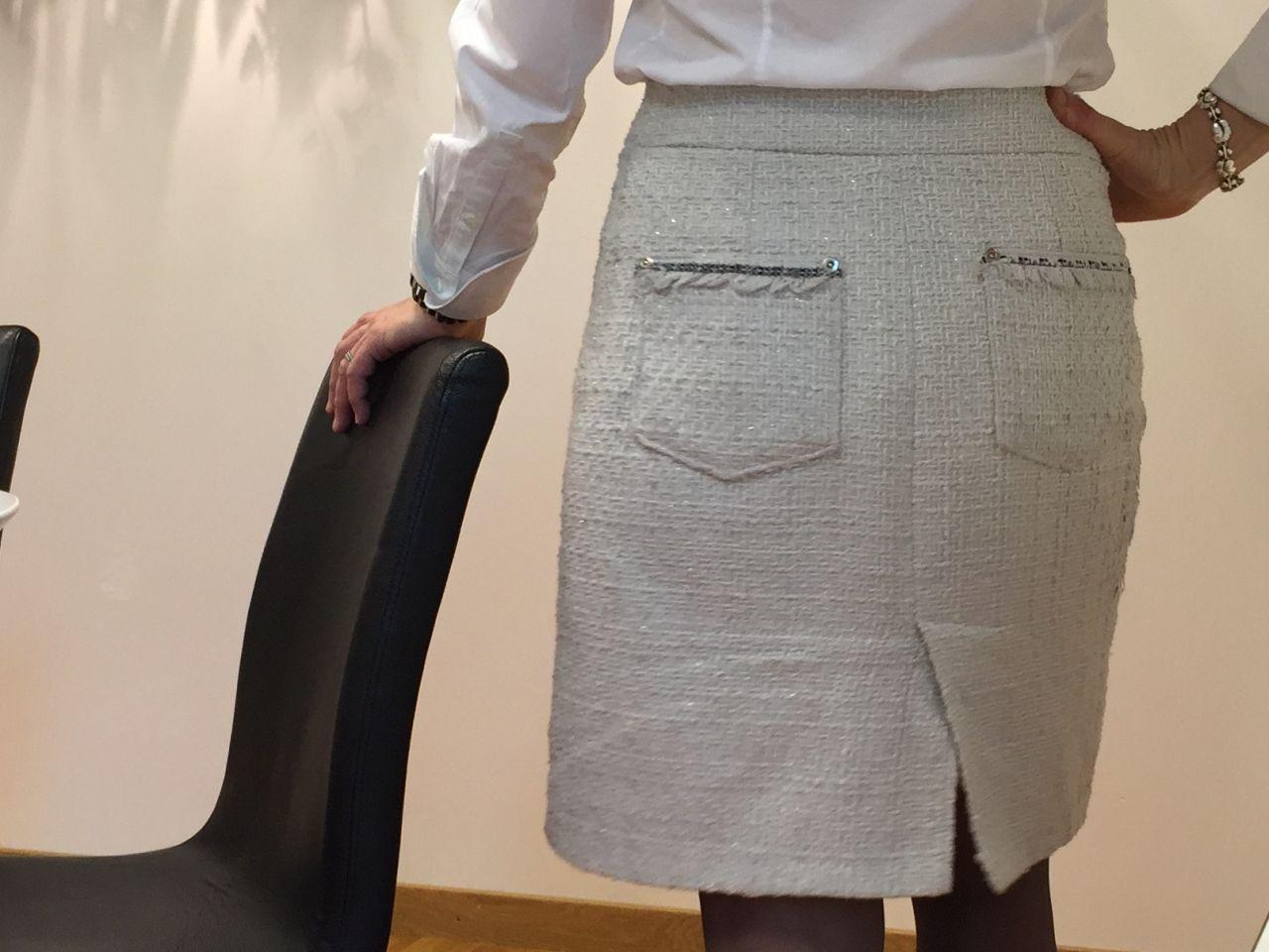 chanel skirt #hydontyou