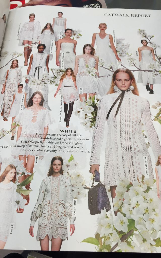 Spring trend white #whydontyou