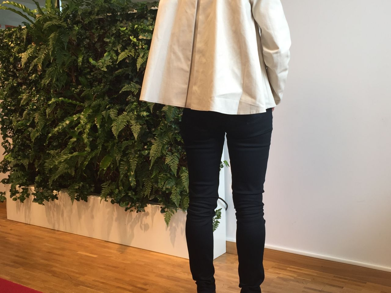White jacket w $$$ #whydontyou