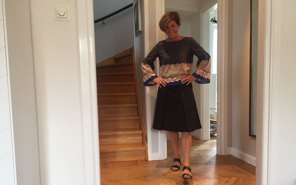 Bell sleeved shirt #whydontyou