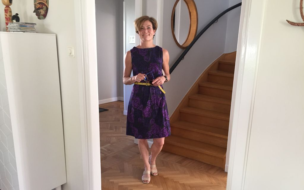 Summer Day in Summer Dress